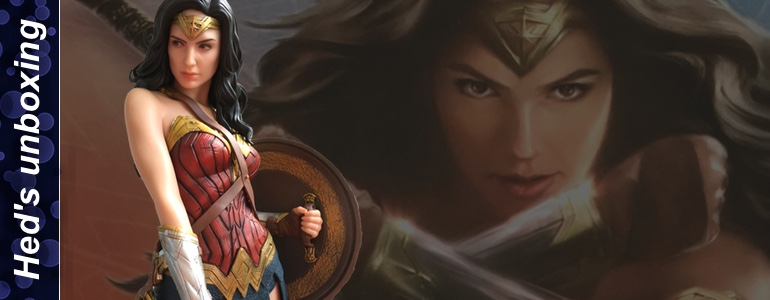 Hed's wonder woman blog
